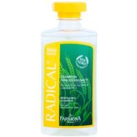 šampon pro obnovu struktury vlasů