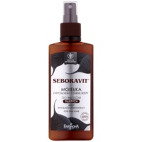 Leave-in Care For Oily Hair