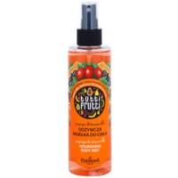 Body Mist with Nutritious Effect