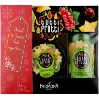 Farmona Tutti Frutti Kiwi & Carambola coffret II.