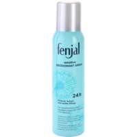 deodorant ve spreji pro citlivou pokožku
