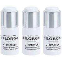 Filorga Medi-Cosmetique C-Recover озаряващ серум за уморена кожа