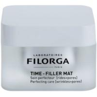 Filorga Time Filler MAT матов крем за изглаждане на кожата и минимизиране на порите