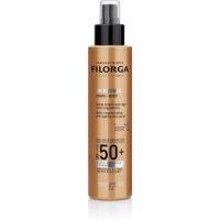 Filorga Medi-Cosmetique UV Bronze защитна регенерираща грижа срещу стареене на кожата SPF 50+
