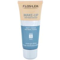 mattító make-up antibakteriális
