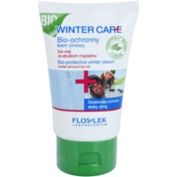 Био-защитен зимен крем с бадемово масло