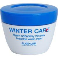 schützende Creme fúr den Winter für empfindliche Haut