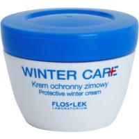zimný ochranný krém pre citlivú pleť