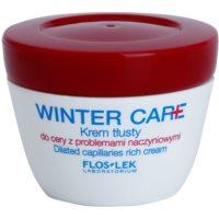 crema protectora rica para pieles sensibles con tendencia a las rojeces