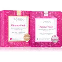 FOREO UFO™ Shimmer Freak rozjasňujúca maska proti opuchom a tmavým kruhom