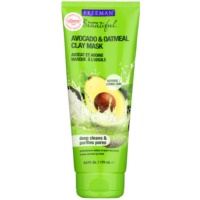 Clay Facial Mask For Normal To Mixed Skin