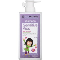 Shampoo for Sensitive and Irritated Scalp