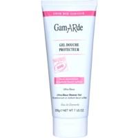 gel za prhanje za zaščito kože
