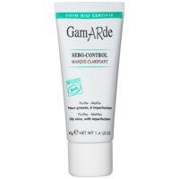 máscara de limpeza para reduzir o sebo cutâneo e minimizar os poros