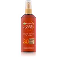 Garnier Ambre Solaire Golden Protect olje za sončenje SPF 30