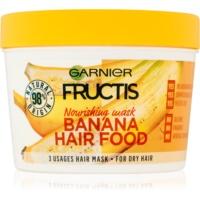 Garnier Fructis Banana Hair Food vyživujúca maska pre suché vlasy
