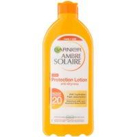 Garnier Ambre Solaire Suntan Milk SPF 20