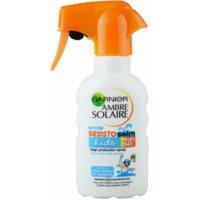 Garnier Ambre Solaire Resisto Kids spray protetor para crianças SPF 50