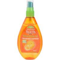 защитно масло за топлинно третиране на косата