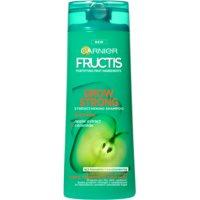 šampon za okrepitev las za šibke lase