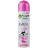 Garnier Mineral Invisible antitranspirante em spray