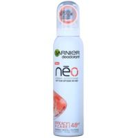 desodorizante antitranspirante em spray