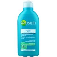Garnier Pure почистващ тоник за проблемна кожа, акне