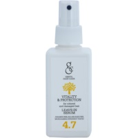 Revitalizing Serum For Damaged And Colored Hair