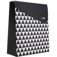 pudełko na prezent geometry małe (200 x 220 x 80 mm)