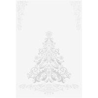 kartka świąteczna Silver Tree bez tekstu (A6)