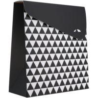 1 szt. pudełko na prezent geometry duże (220 x 10 x 277 mm)