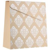 pudełko na prezent ornamen duża (220 x 20 x 280 mm)
