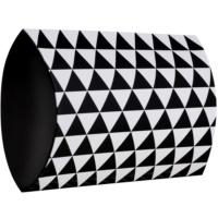 ajándékdoboz geometry kis méretű (110 x 136 x 40 mm)
