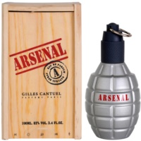 Gilles Cantuel Arsenal Grey Eau de Parfum for Men