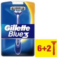 Gillette Blue 3 jednorázové strojky