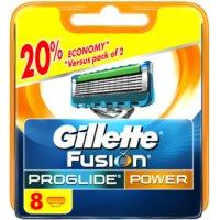 Gillette Fusion Proglide Power lames de rechange