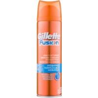 Feuchtigkeitsgel für die Rasur