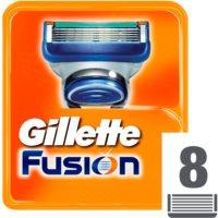 Gillette Fusion náhradné žiletky