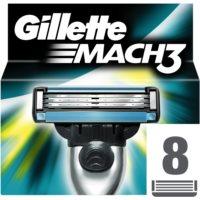 Gillette Mach 3 Spare Blades náhradní břity