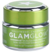 Glam Glow PowerMud cuidado duplo de limpeza
