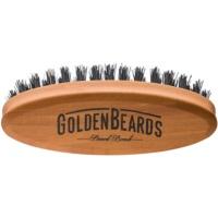 Golden Beards Accessories малка четка за брада