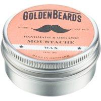 Golden Beards Moustache cera para bigote