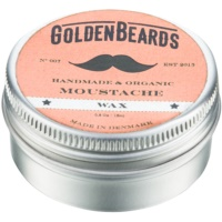Golden Beards Moustache cera para bigode