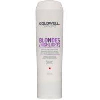 balsam pentru păr blond neutralizeaza tonurile de galben