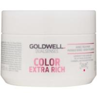 regenerační maska pro hrubé, barvené vlasy
