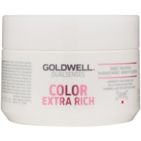 Goldwell Dualsenses Color Extra Rich Regenerating Mask For Coarse, Colored Hair