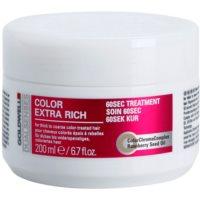 regenerační maska pro barvené vlasy