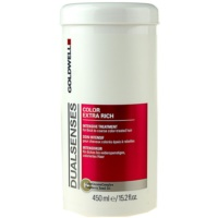 intensive Pflege für grobes gefärbtes Haar