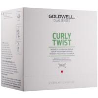 intenzivní hydratační sérum pro vlnité a trvalené vlasy