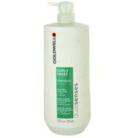 Goldwell Dualsenses Curly Twist шампунь для кучерявого та хвилястого волосся